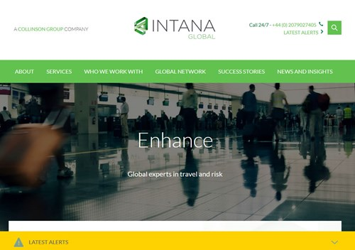 Intana Global for digital agency 'The Escape'